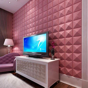 Leya 3D Wall Panels (1m²) | iLite Lighting