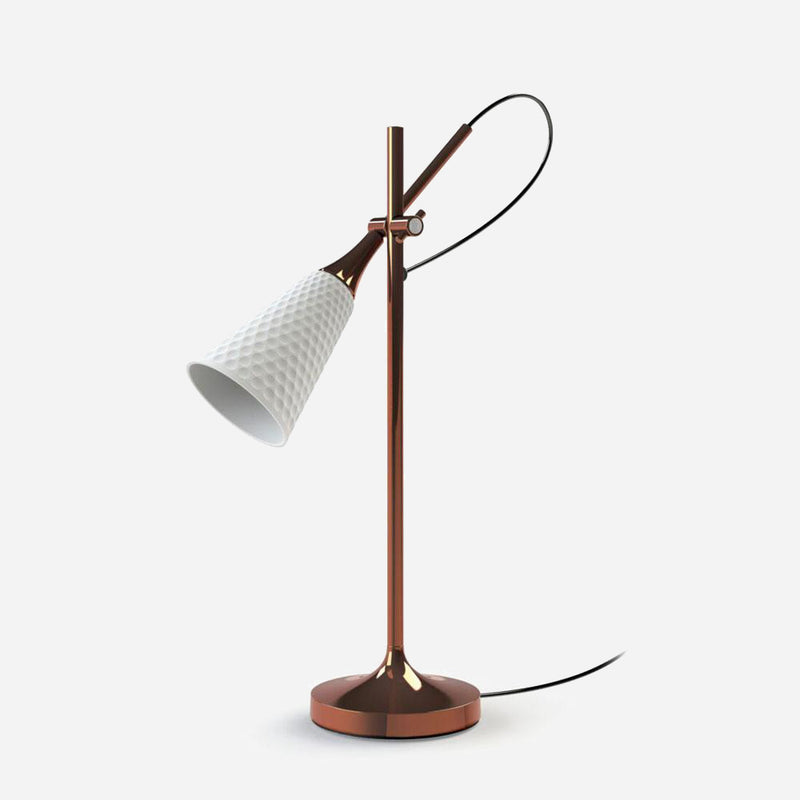 Jamz Reading Table Lamp - Copper      384.90  Lladro Lamps & Figurines