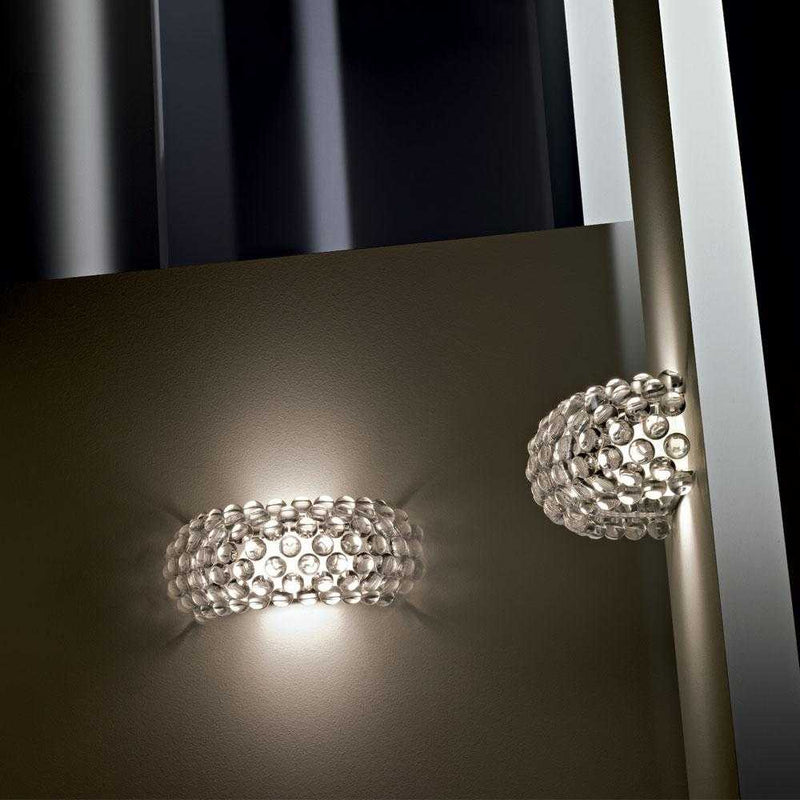 Caboche Media Wall Light - Transparent      539.90  iLite Lighting