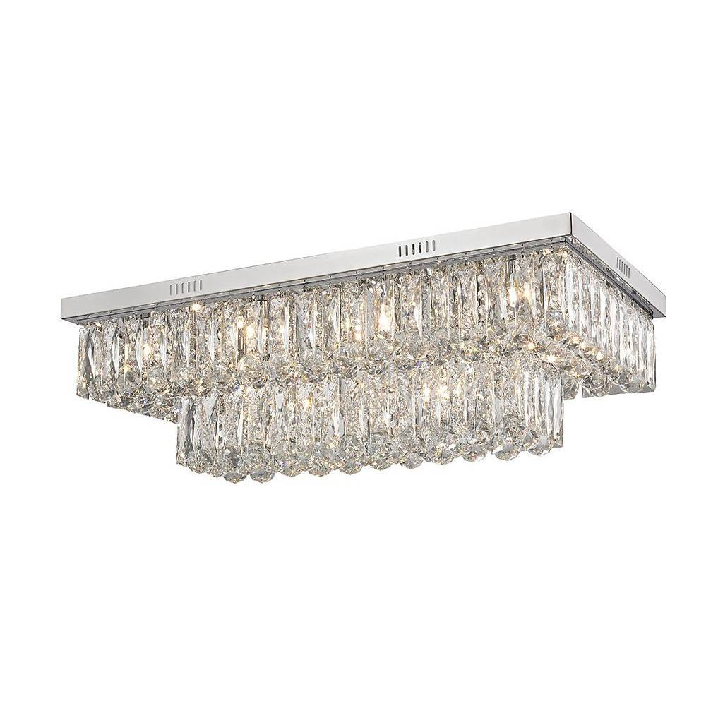 Majestuoso 12 Light Crystal Ceiling Light      804.90  Impex