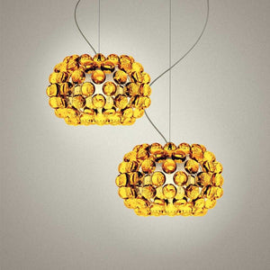 Caboche Piccola Pendant - Transparent      394.90  Foscarini Lighting