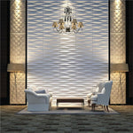 Ripples 3D Wall Panels (1m²)