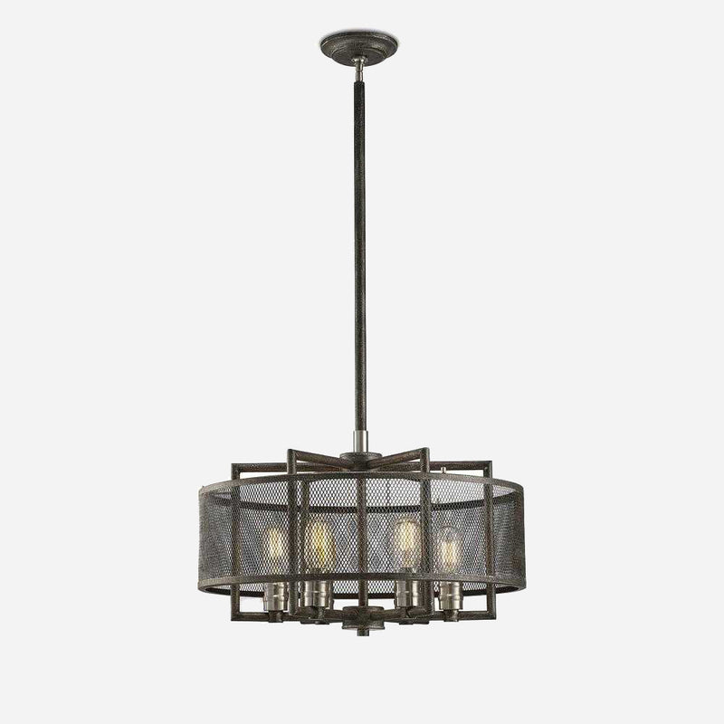 Avanti 6 Light Industrial Chandelier      419.90  Diyas Lighting