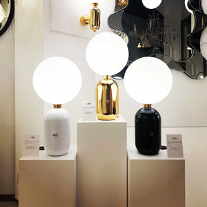 Aballs M Table Lamp - Gold | iLite Lighting