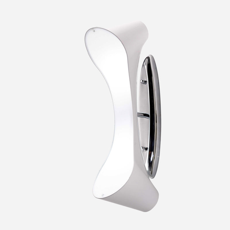 Venite 2 Light Wall Light - White      159.90  Mantra Lighting