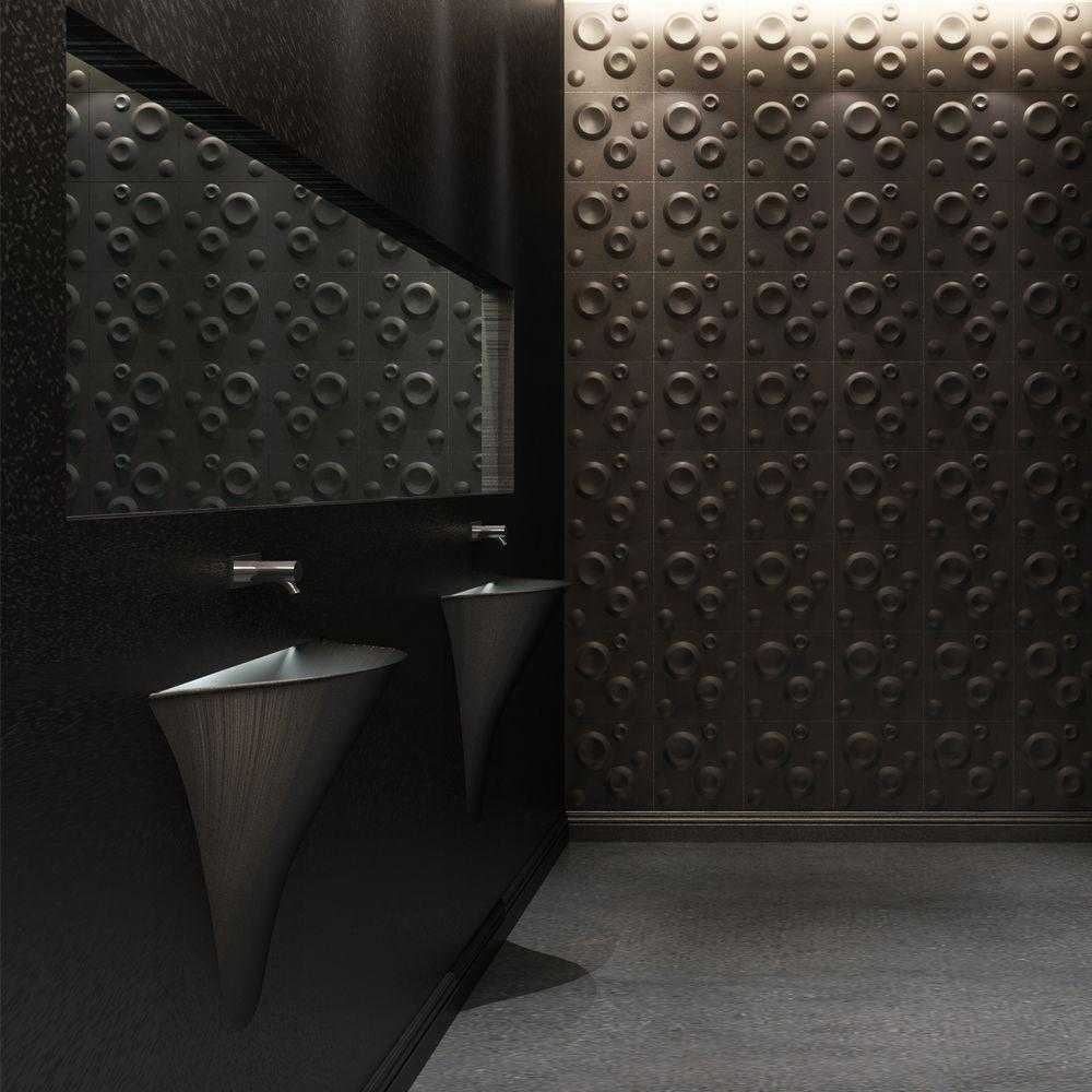 Bubbles 3D Wall Panels (1m²)      24.90  iLite Lighting