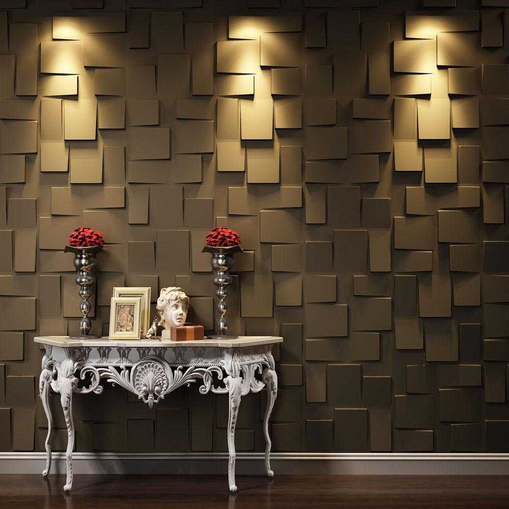Gael 3D Wall Panels (1m²)      24.90  iLite Lighting