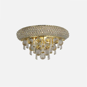 Sinistra 2 Light Wall Light - Gold      354.90  iLite Lighting