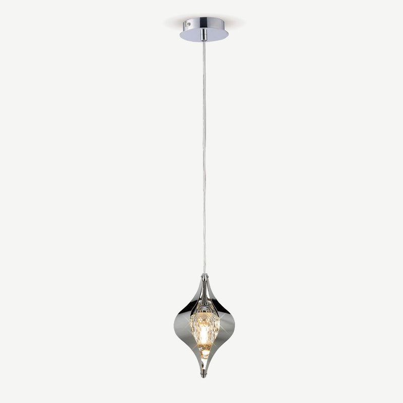 Tanto Single Pendant Light      104.90  Diyas Lighting