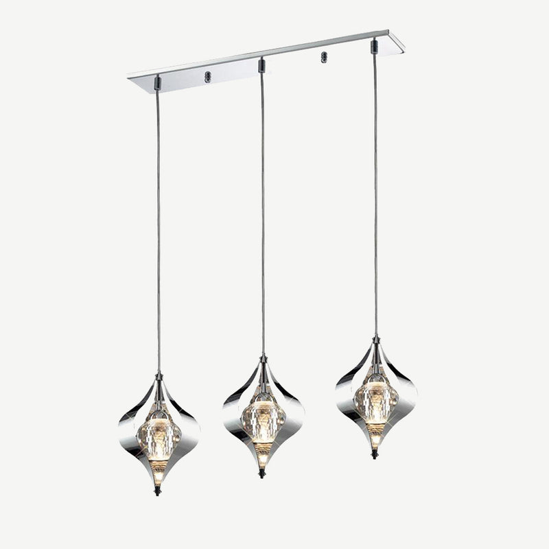 Tanto 3 Light Bar Pendant      264.90  iLite Lighting