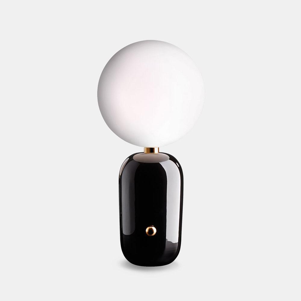 Aballs M Table Lamp - Black      189.90  iLite Lighting
