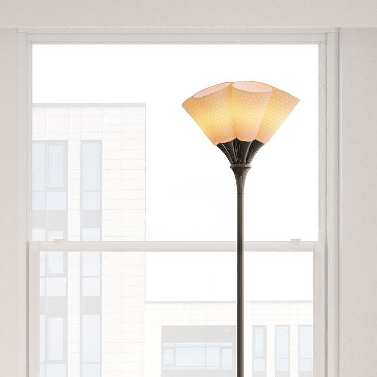 Jamz Floor Lamp - Gold | iLite Lighting