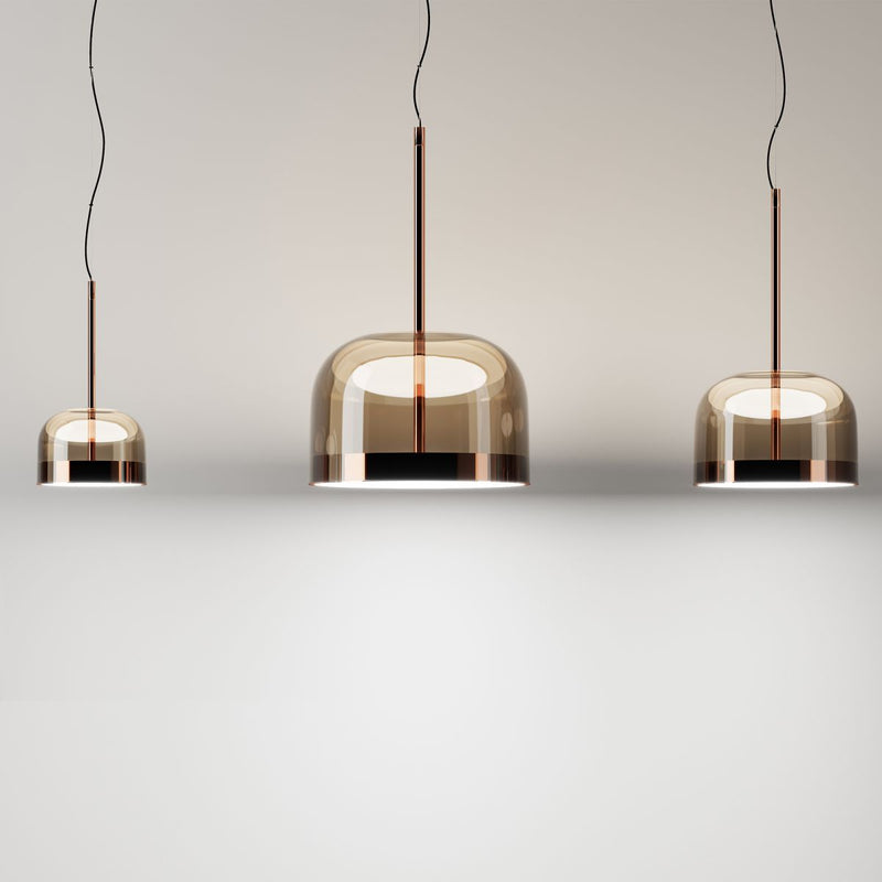 Equatore LED Pendant Light - Copper | iLite Lighting