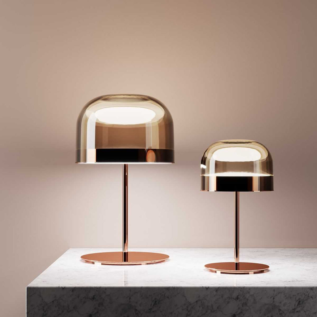 Equatore LED Table Lamp - Copper