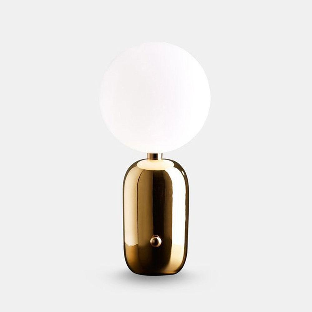 Aballs M Table Lamp - Gold      189.90  iLite Lighting