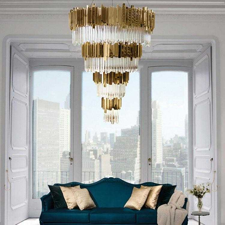 Empire Chandelier | iLite Lighting
