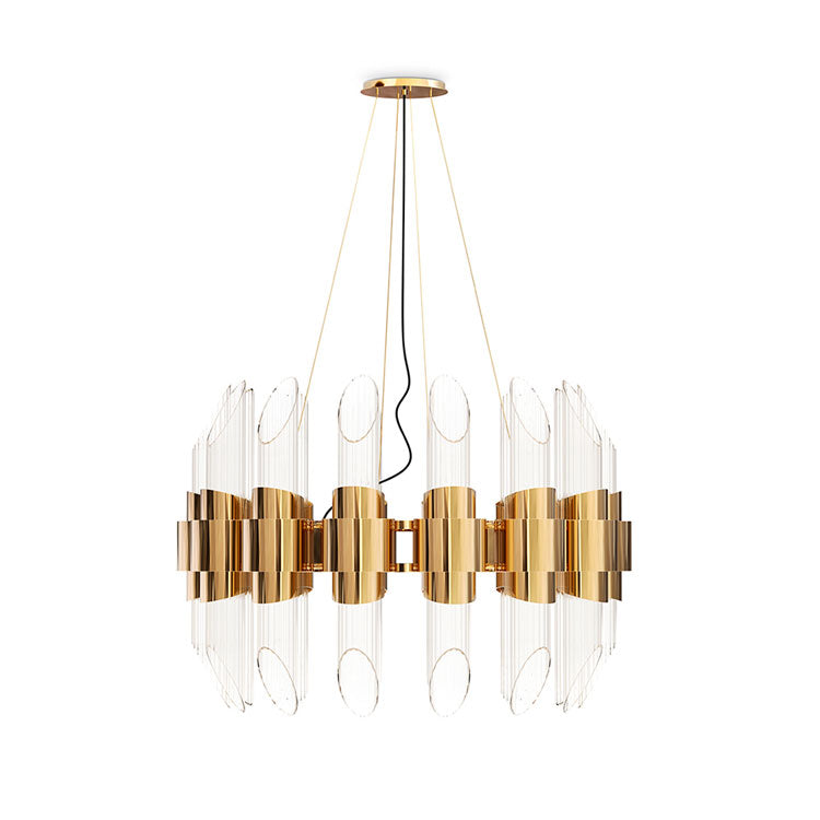 Tycho Round Suspension Light      569.00  iLite Lighting