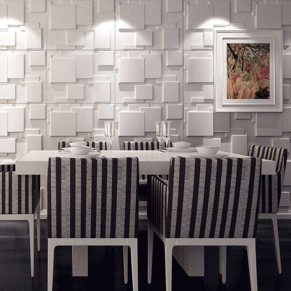 Alba 3D Wall Panels (1m²)      24.90  iLite Lighting