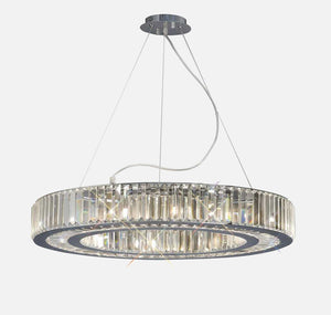 Verso 10 Light Crystal Suspension      1029.90  Diyas Lighting