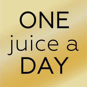 One Juice a Day