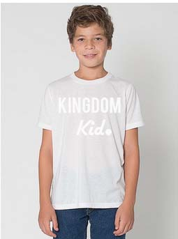 Kingdom Kid - Christian Clothing Malachi Clothing Co