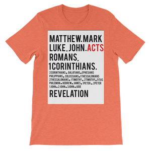 The Gospel - Christian Clothing Malachi Clothing Co