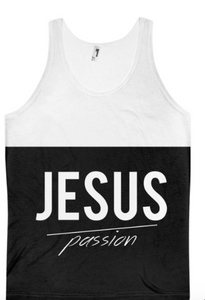 Passion Tank- Christian Clothing - Christian Clothing Malachi Clothing Co