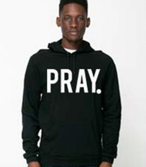 Prayer Sweater Christian Hoodies - Christian Clothing Malachi Clothing Co