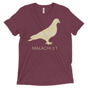 Messenger Tan - Christian Clothing Malachi Clothing Co