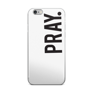 Pray Iphone Case - Christian Clothing Malachi Clothing Co