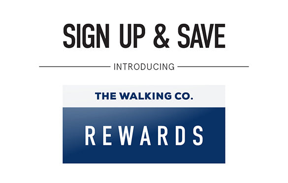 The Walking Company Rewards Sign up