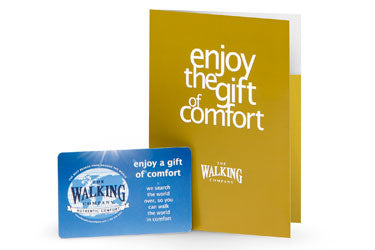Walking Company e-Gift Card