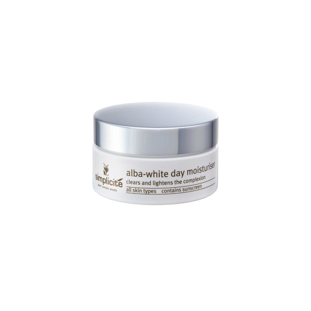 ALBA WHITE DAY MOISTURISER