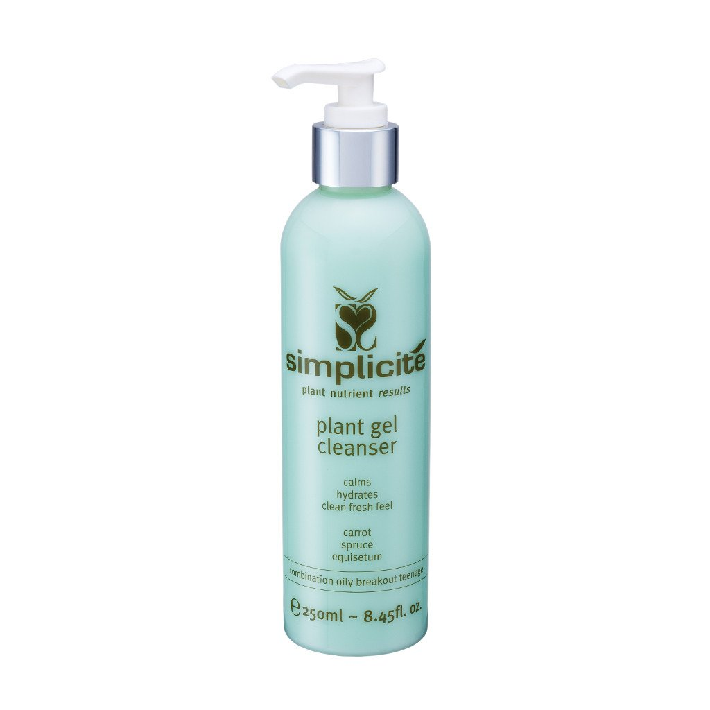 PLANT GEL CLEANSER COMBINATION/OILY 250ML