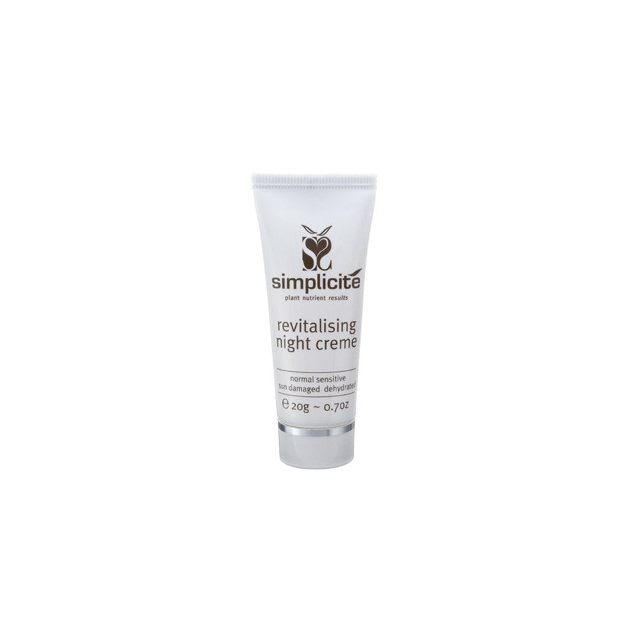 REVITALISING NIGHT CREME 20G TRAVEL SIZE