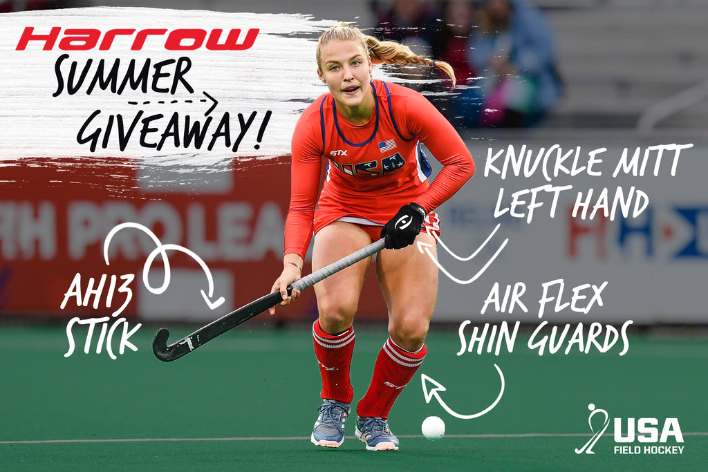 USA Field Hockey Harrow Sports Summer Giveaway Contest