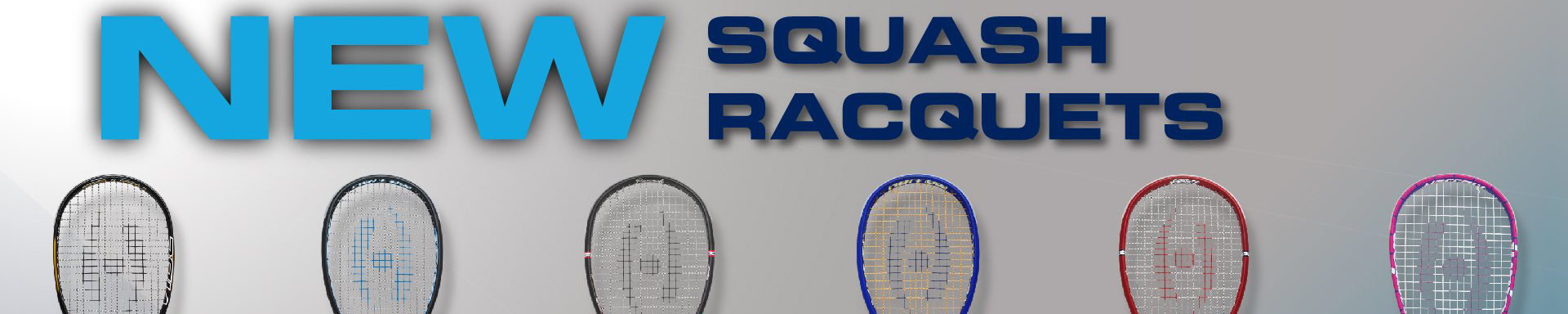 Harrow Sports New Squash Gear Collection