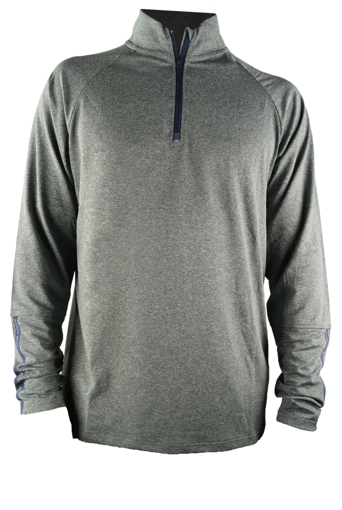 Men's Challenge Half Zip Pullover - Harrow Sports