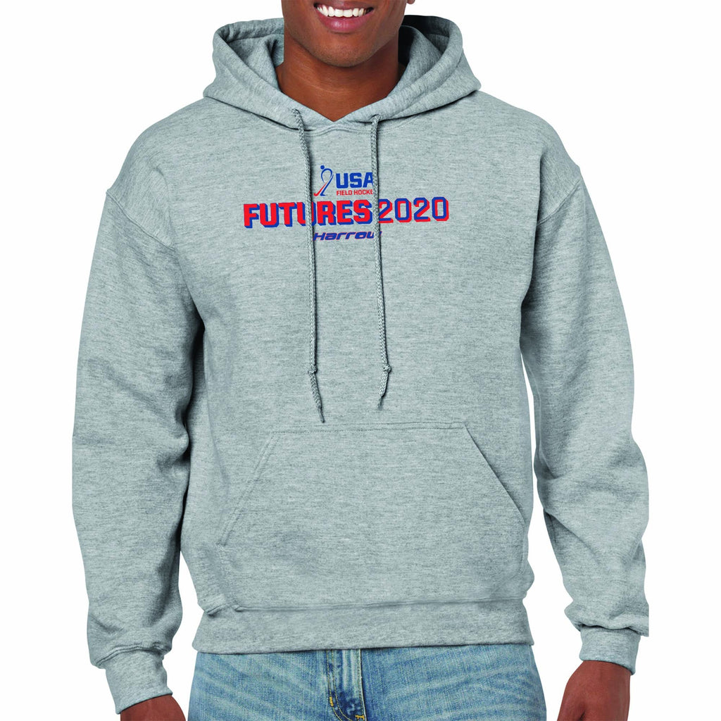 2020 Futures Hooded Sweatshirt - Harrow Sports