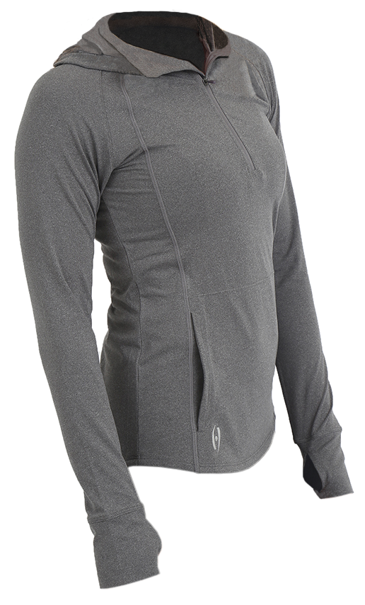 Surge Hooded Half Zip