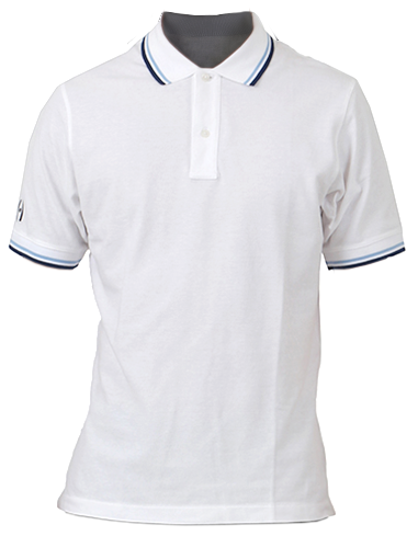 Tipped Cotton Polo