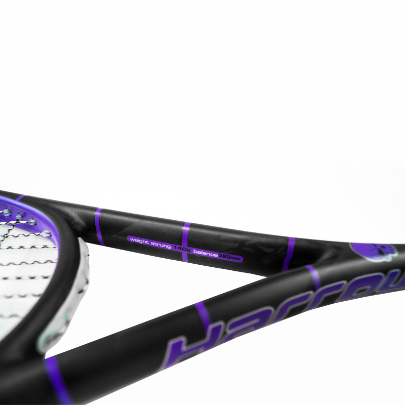 Harrow Misfit Vapor Squash Racquet - Harrow Sports