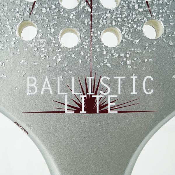 Ballistic Lite II Platform Tennis Paddle - Harrow Sports