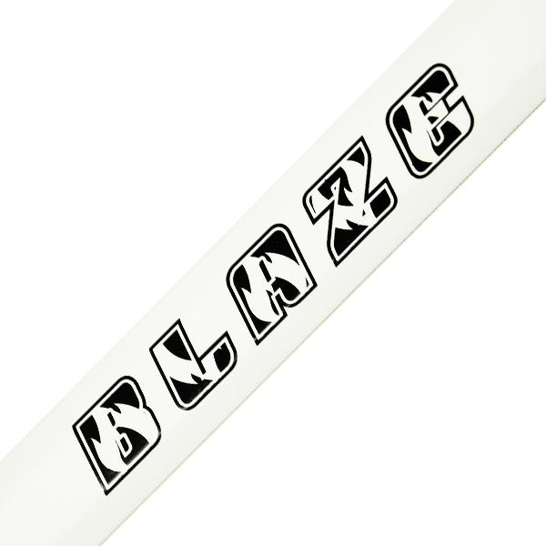 Blaze Straight Lacrosse Shaft - Harrow Sports