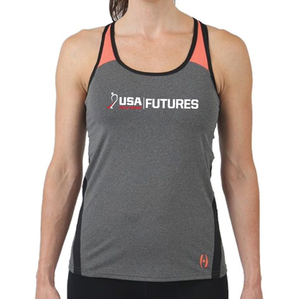 2019 Futures Charge Tank Grey
