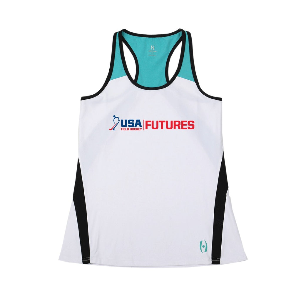 2019 Futures Charge Tank White