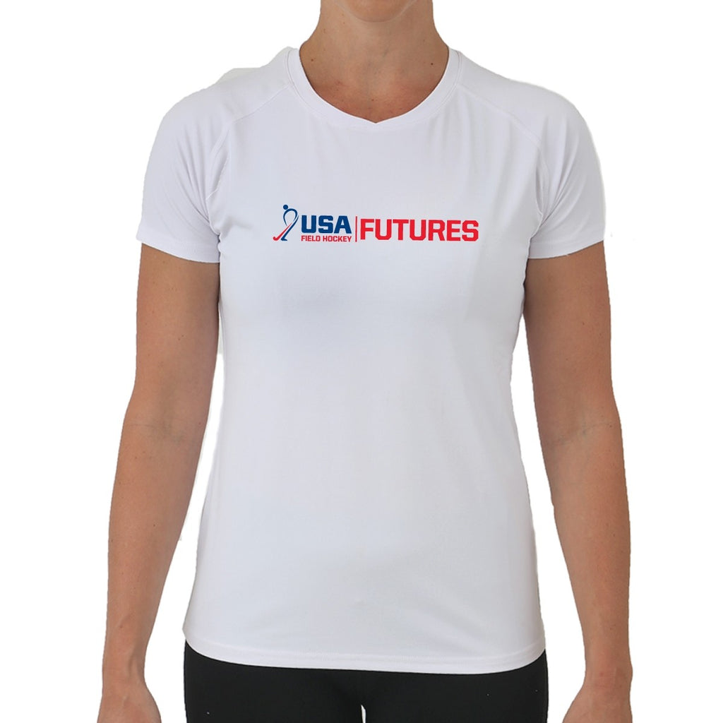 2019 Futures Drift Short Sleeve White