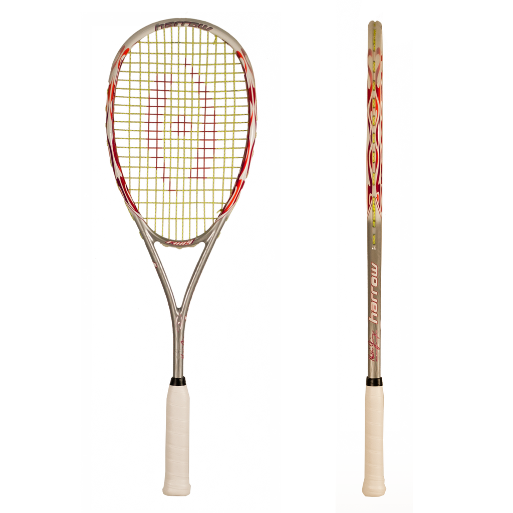 Fury Squash Racquet, Natalie Grainger Autograph - Harrow Sports