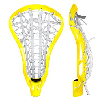 Title IX Shaft Ultralight and P7 Head - Yellow - Harrow Sports