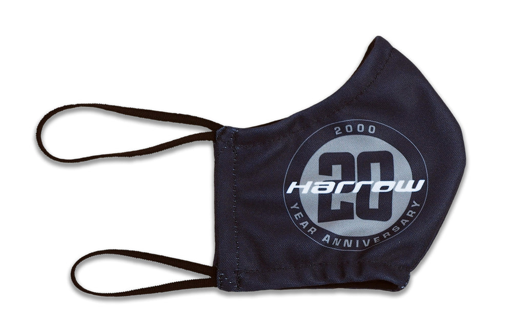 Harrow Sports 20th Anniversary Washable Facemask - Harrow Sports